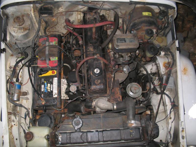 Fj40 Engine Pictures Thread Ih8mud Forum