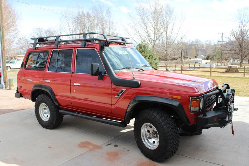 For Sale: 87 FJ 60 RAM JET 350 Lifted- Colorado - Everything