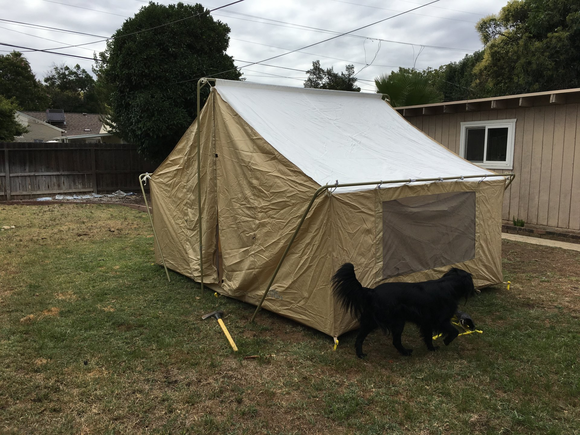 & Who uses a stand-alone tent? | Page 4 | IH8MUD Forum