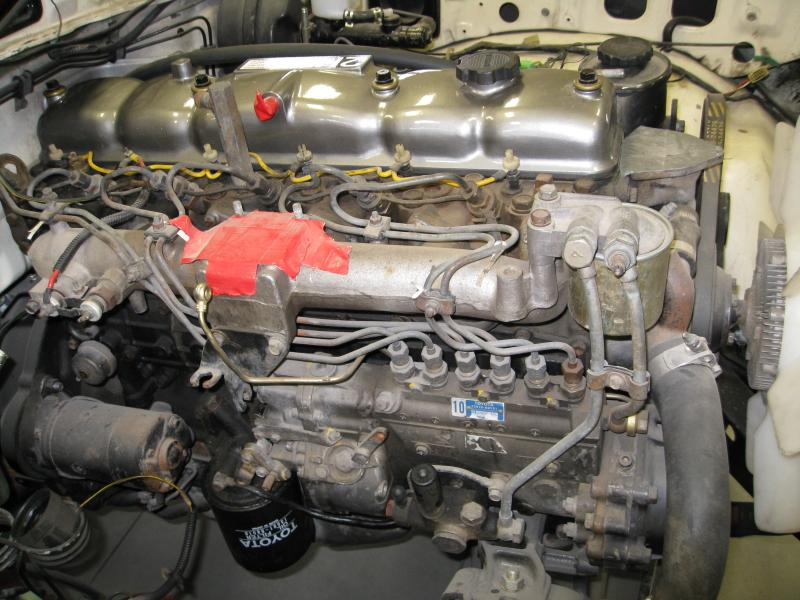 For Sale Toyota 2h With Oem Turbo Low Mile Ih8mud Forum