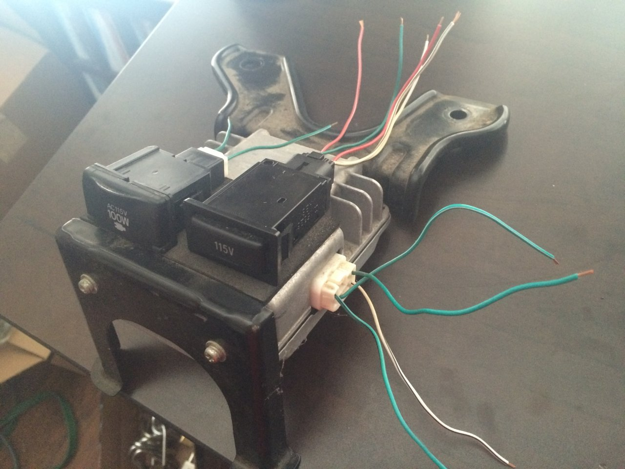 For Sale - SOLD. Toyota Matrix inverter, switch, and outlet | IH8MUD ...