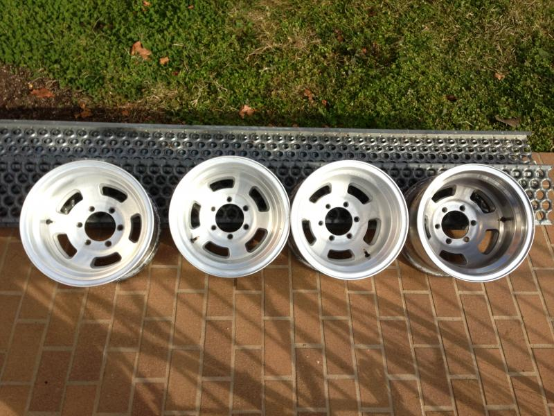 For Sale - 15x10 Mickey Thompson Challenger Wheels [DC ...