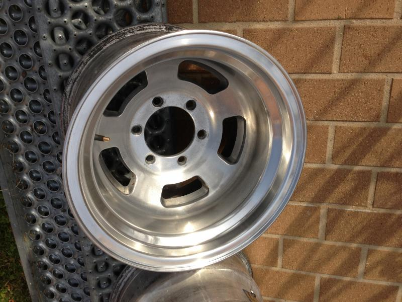 For Sale 15x10 Mickey Thompson Challenger Wheels DC