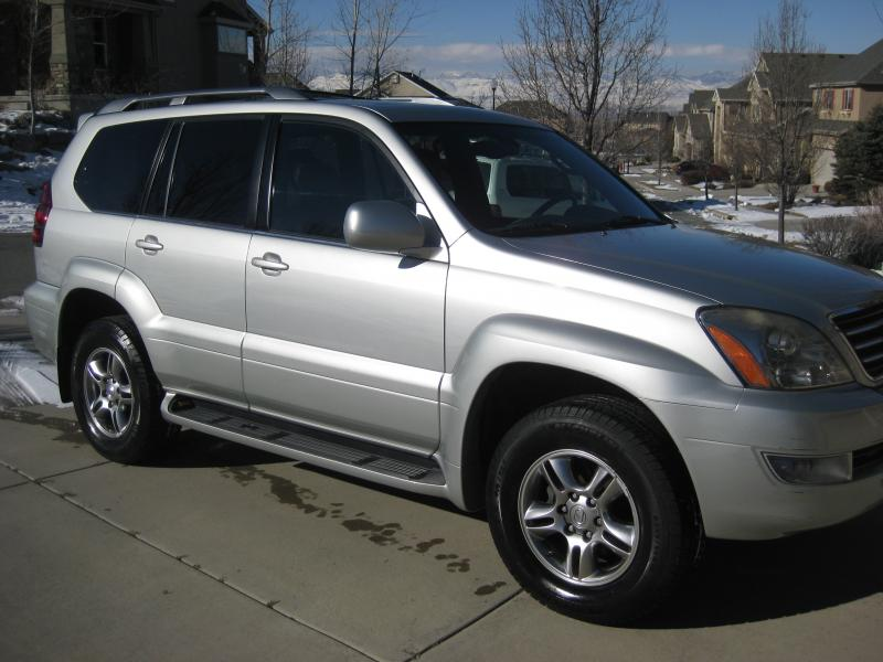 American Expedition Vehicles >> For Sale - 2005 Lexus GX470 w/KDSS | IH8MUD Forum