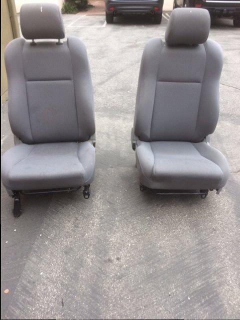 sale toyota tacoma bucket seats   fit  series ihmud forum