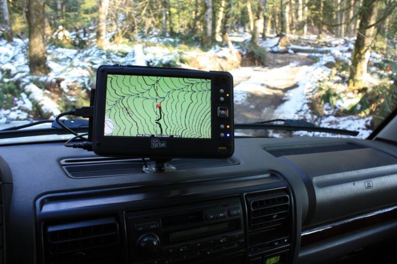Anyone using Overland Navigator software?   IH8MUD Forum