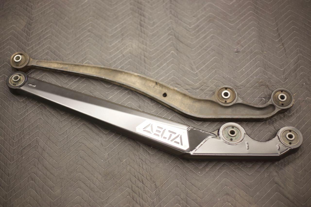 Delta VS Radius Arms | IH8MUD Forum