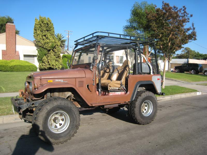 Perfect Roof Rack For Fj40