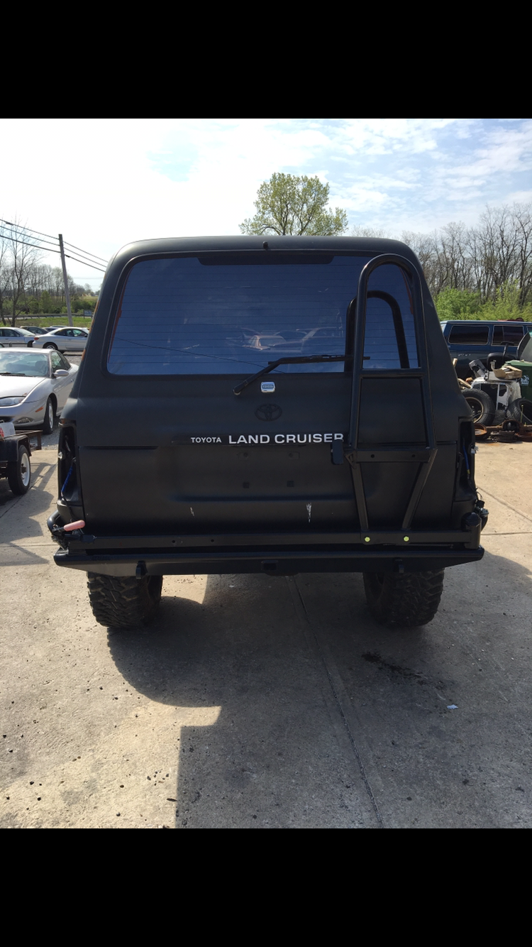 For Sale - Fj80 off road bumpers and suspension in kentucky | IH8MUD