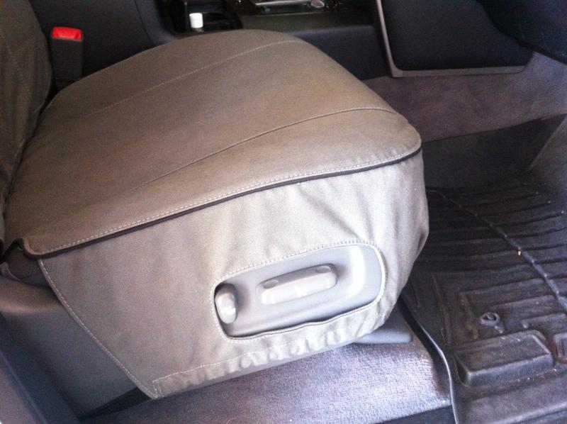 Escape Gear Seat Covers For 200