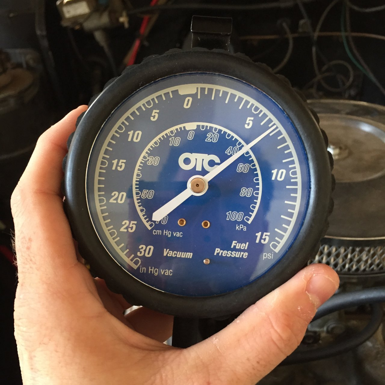 Carb Issues - Flooding only under load | IH8MUD Forum