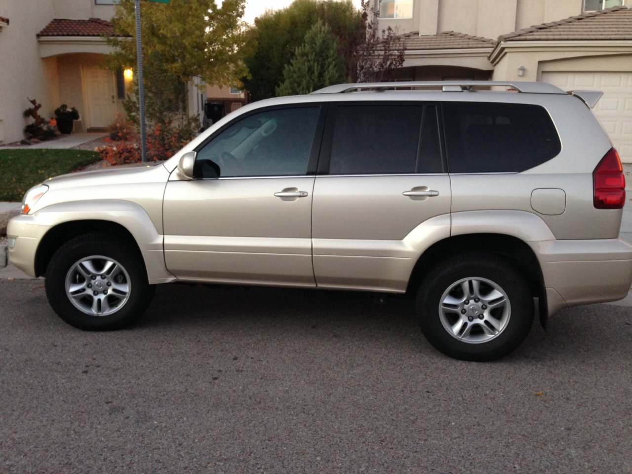 for sale 2006 lexus gx 470 ih8mud forum. Black Bedroom Furniture Sets. Home Design Ideas