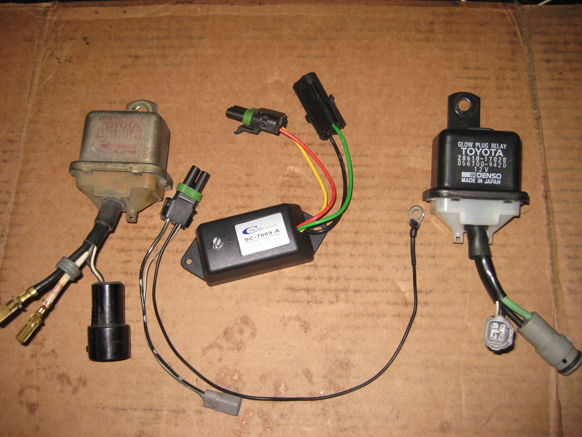 1hd Ft Glow Screen Timer Max Time For Ih8mud Forum This Is The Simple 12 Volt Plug Circuit Img 3716