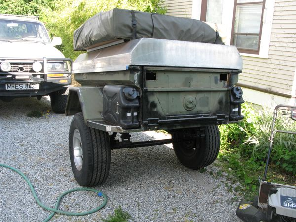 M101 Canadian Military Trailer For Sale Ih8mud Forum
