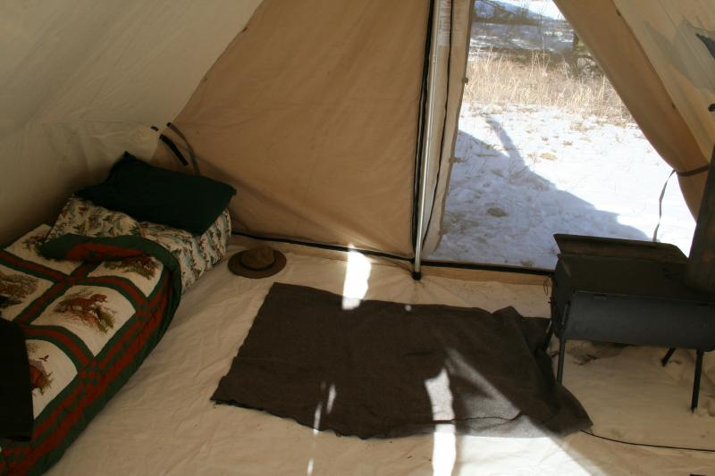 Montana Canvas Wedge Tent Review IH8MUD Forum