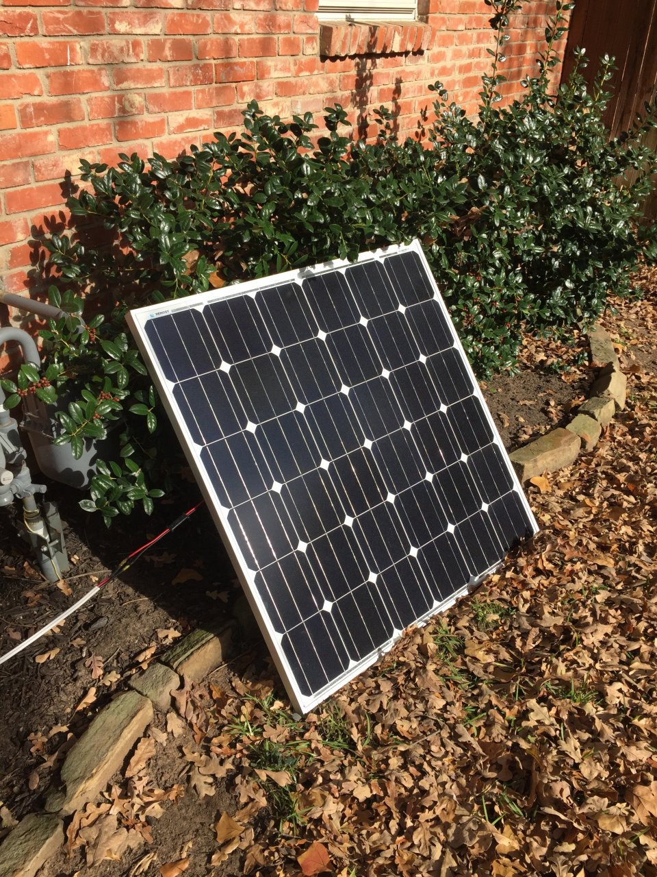 Why Such Low Amps From 150w Solar Panel Ih8mud Forum