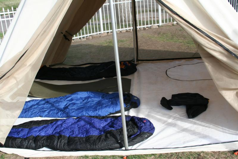 IMG_3828.jpg & Montana canvas wedge tent review   IH8MUD Forum