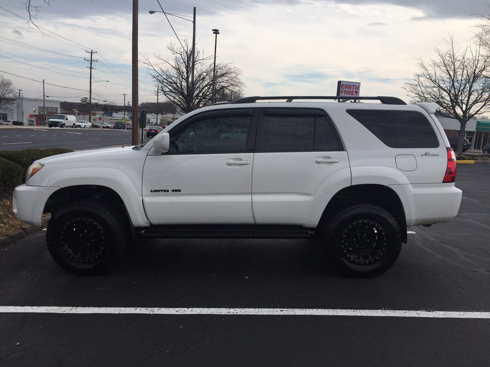 For Sale 2007 4runner Limited V6 Lifted Ih8mud Forum