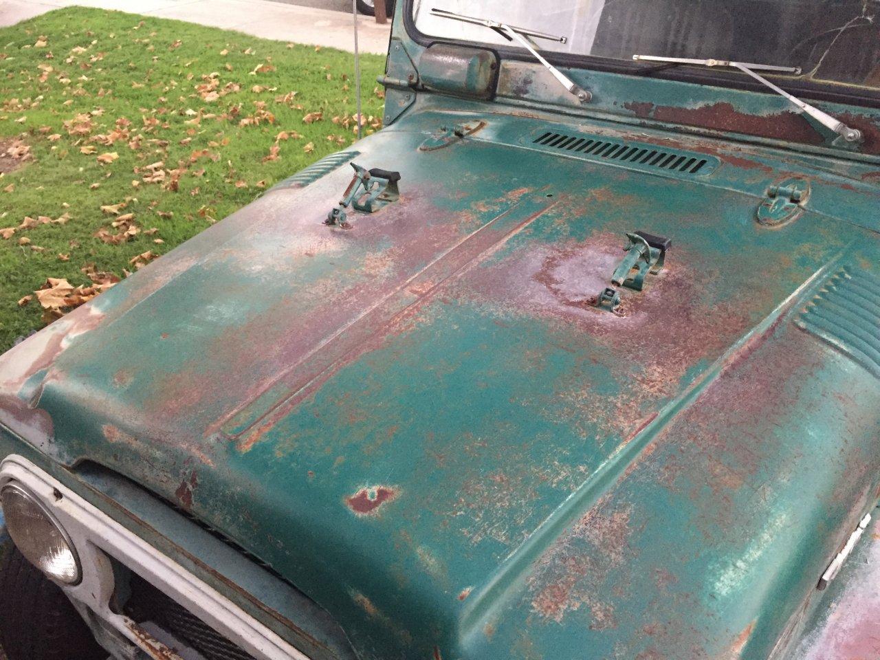 Saving patina           IH8MUD Forum