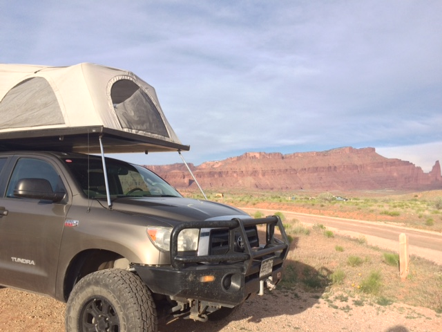 Tundra Double Cab >> For Sale - 2010 Built Toyota Tundra with Flippac camper / tent | IH8MUD Forum