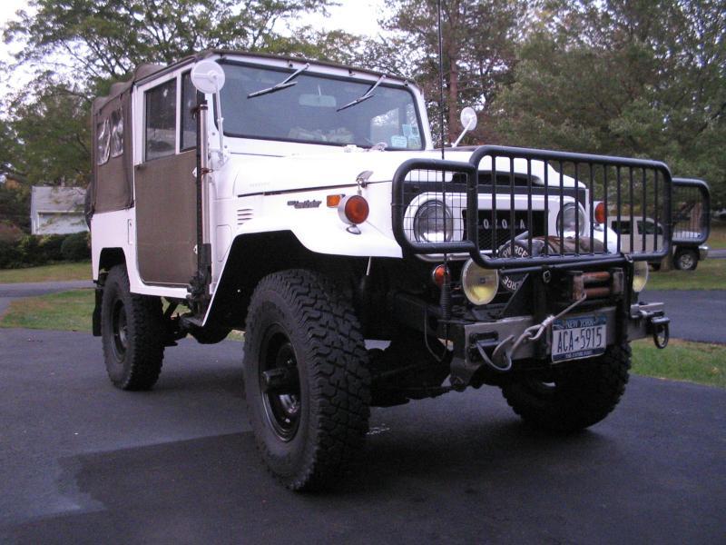 255 85r16 Mounted On Fj40 Ih8mud Forum