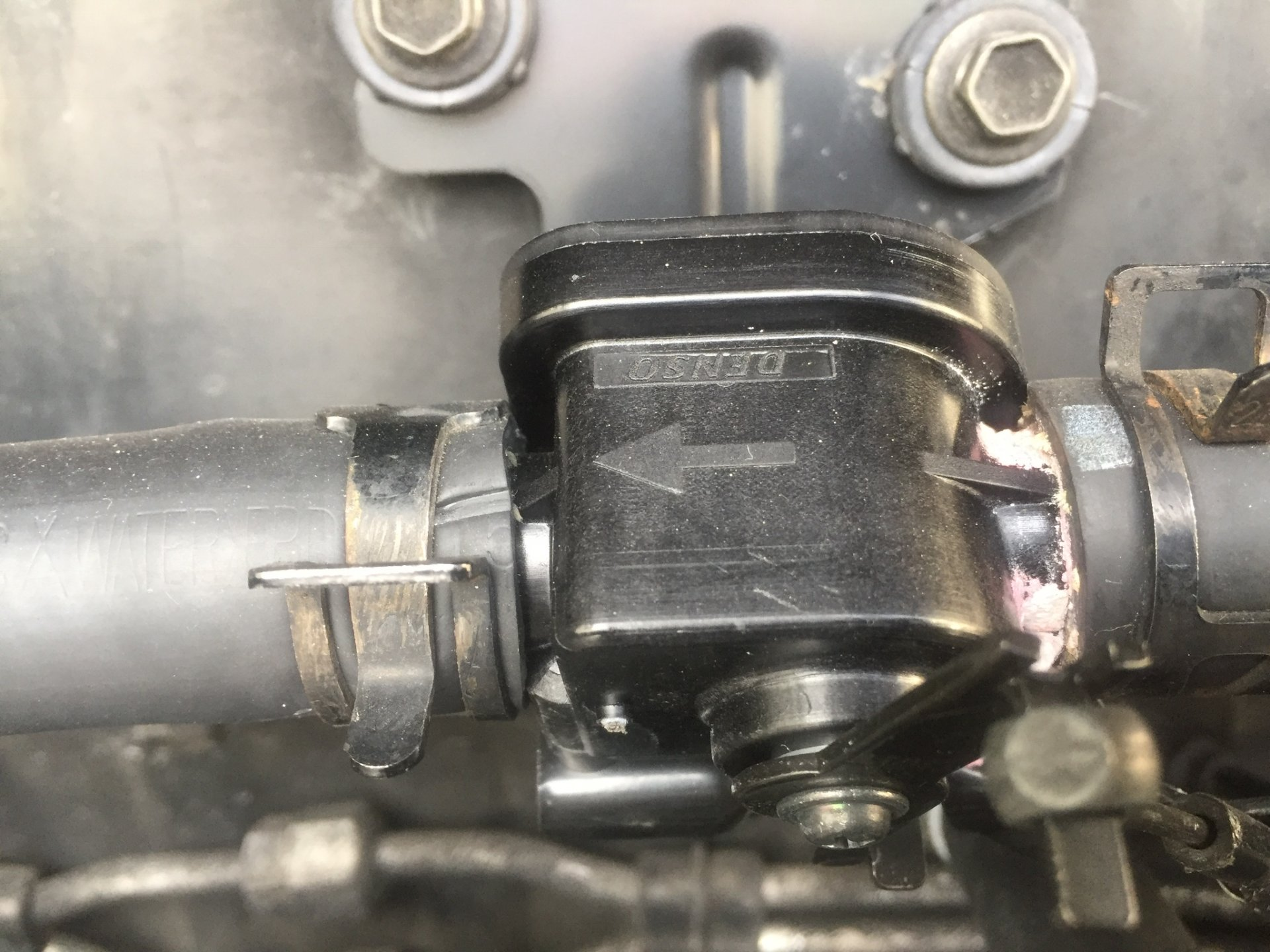 Losing coolant after fitting a new radiator cap | IH8MUD Forum