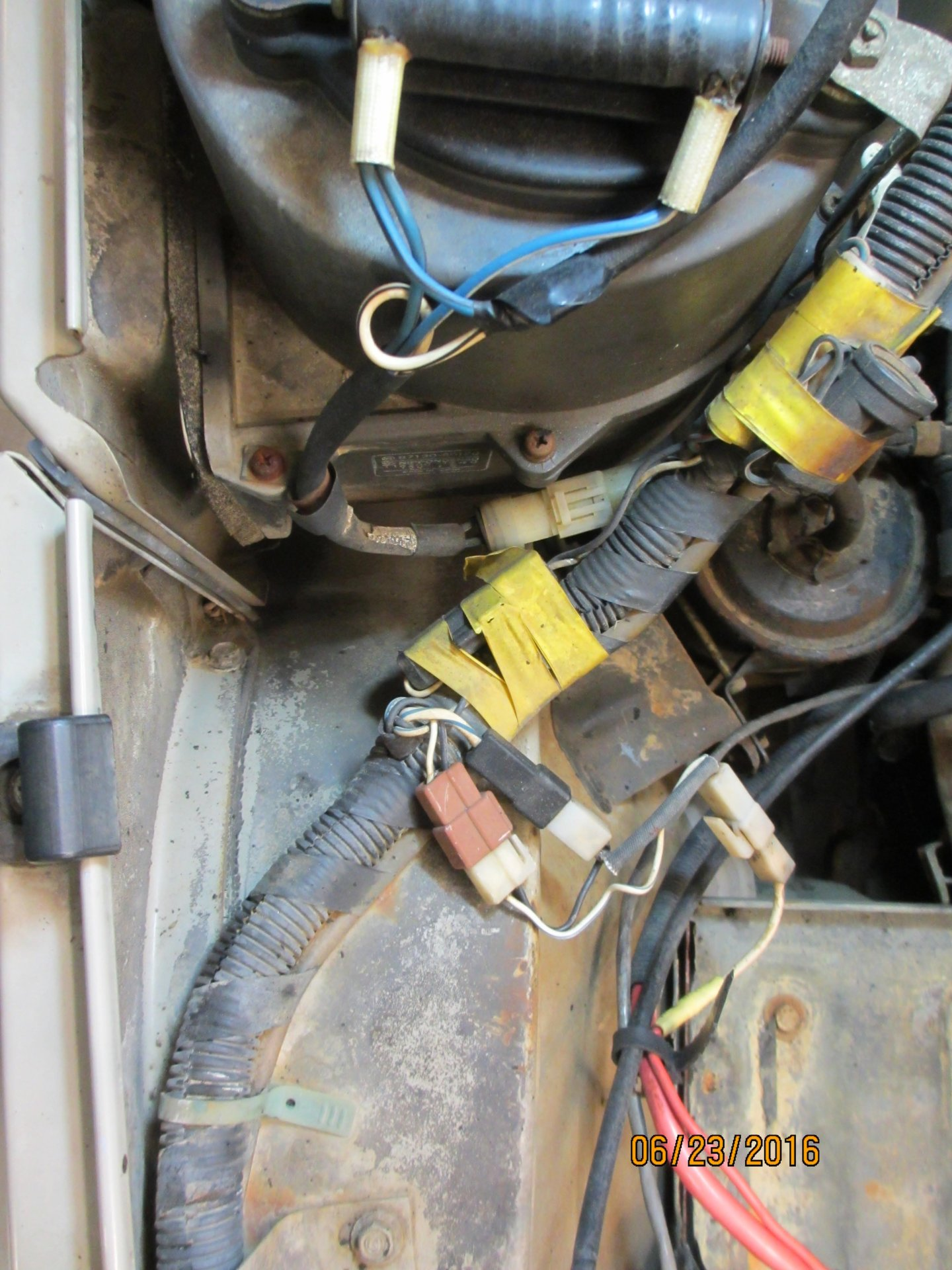 1979 FJ40 Wiring Harness Mystery to me IH8MUD Forum