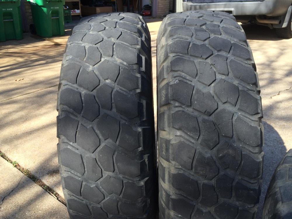 Used Mud Tires For Sale >> For Sale - BFG KM2 255/85-16 - 4 used !SOLD! | IH8MUD Forum
