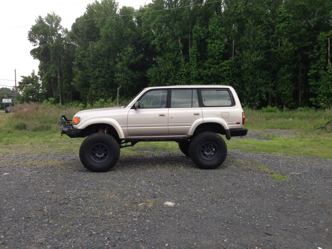 For Sale Fs 1994 Fzj80 6 Inch Lift With 40s Ih8mud Forum