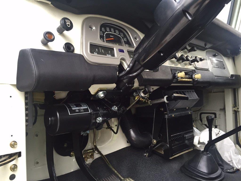 Electric Power Steering for Land Cruiser FJ40 | IH8MUD Forum