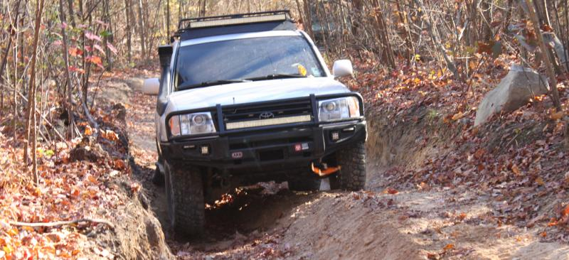 Do you like your led light bars impressions page 3 ih8mud forum img5055g aloadofball Gallery