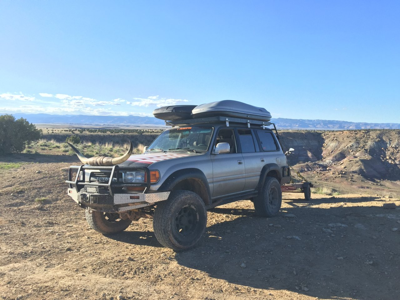 1993 ls swap 6 0l lq4 and built 4l60e ih8mud forum some pictures of my rig on her final journey prior to tear down