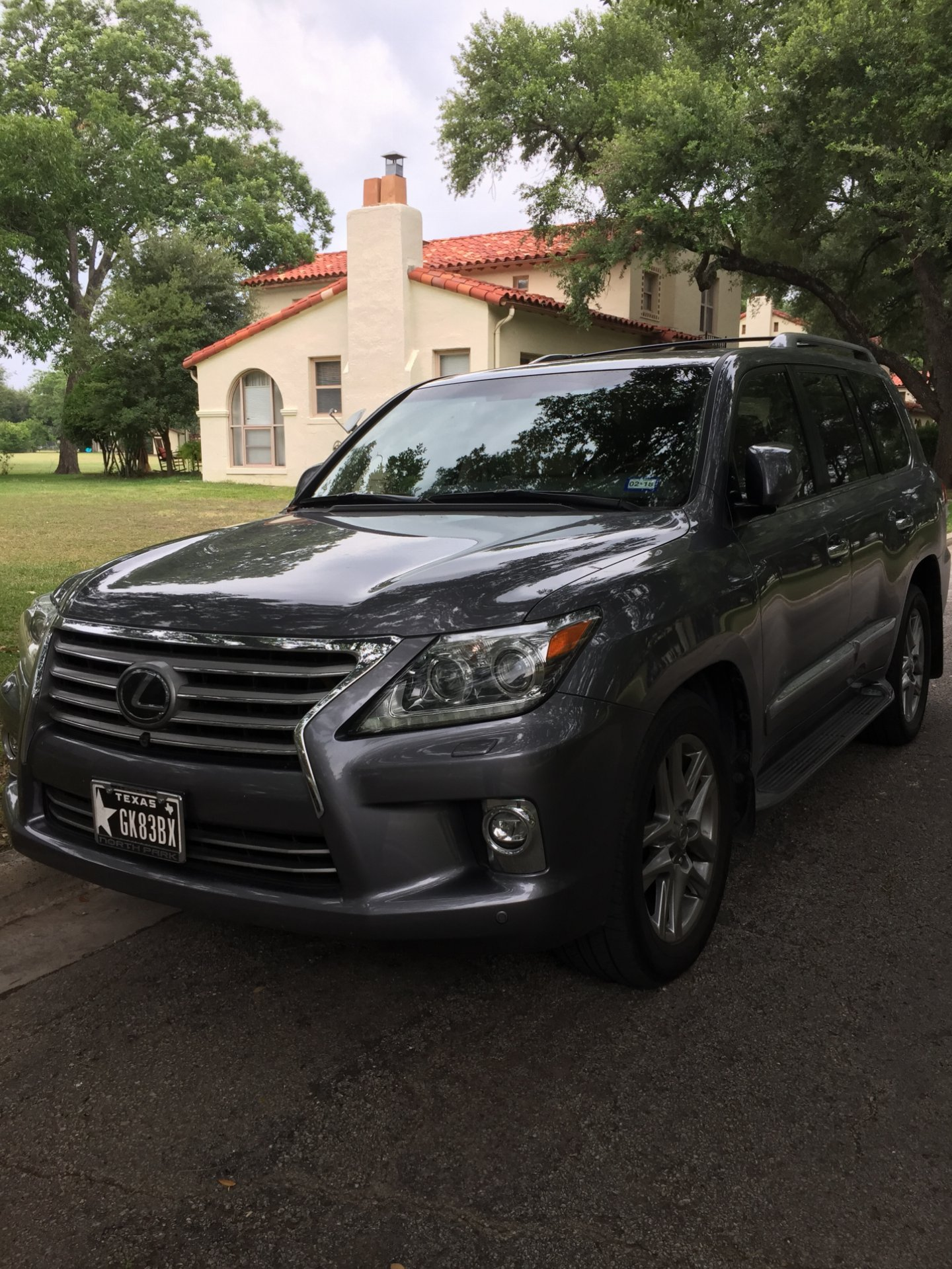for sale 2015 lexus lx 570 in texas ih8mud forum. Black Bedroom Furniture Sets. Home Design Ideas