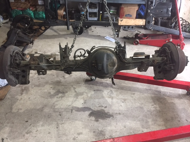 For Sale 1997 Land Cruiser Lexus Lx 450 Front And Rear