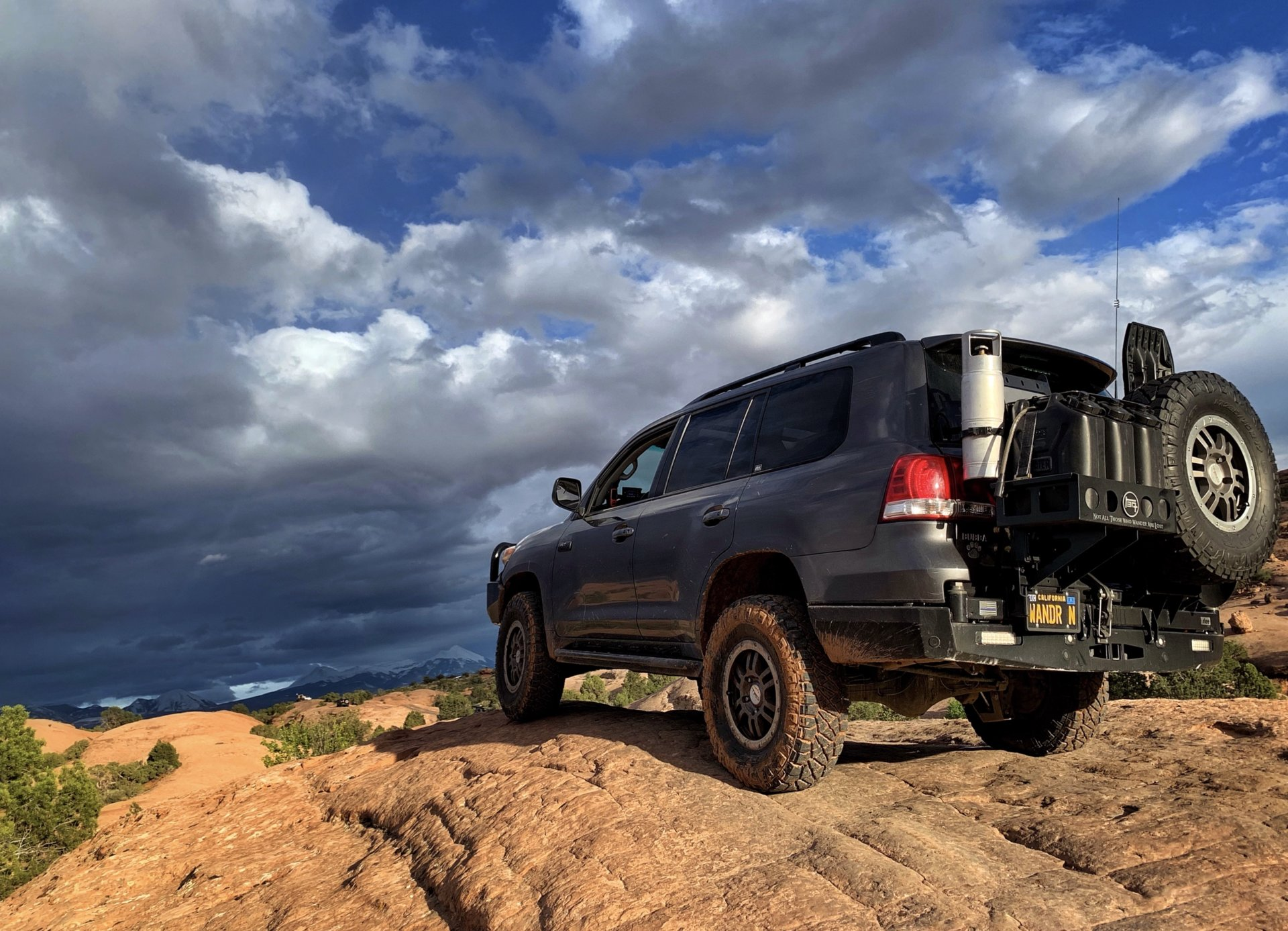 GX470 Wheel/Tire/Lift Picture Combination Thread | Page 14