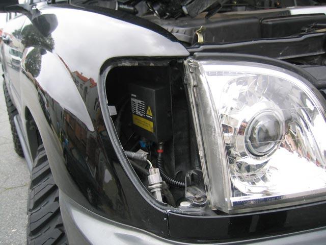 lexus lx470 headlight wiring harness how to retrofit hid (xenon) headlights into lx470 | ih8mud ...