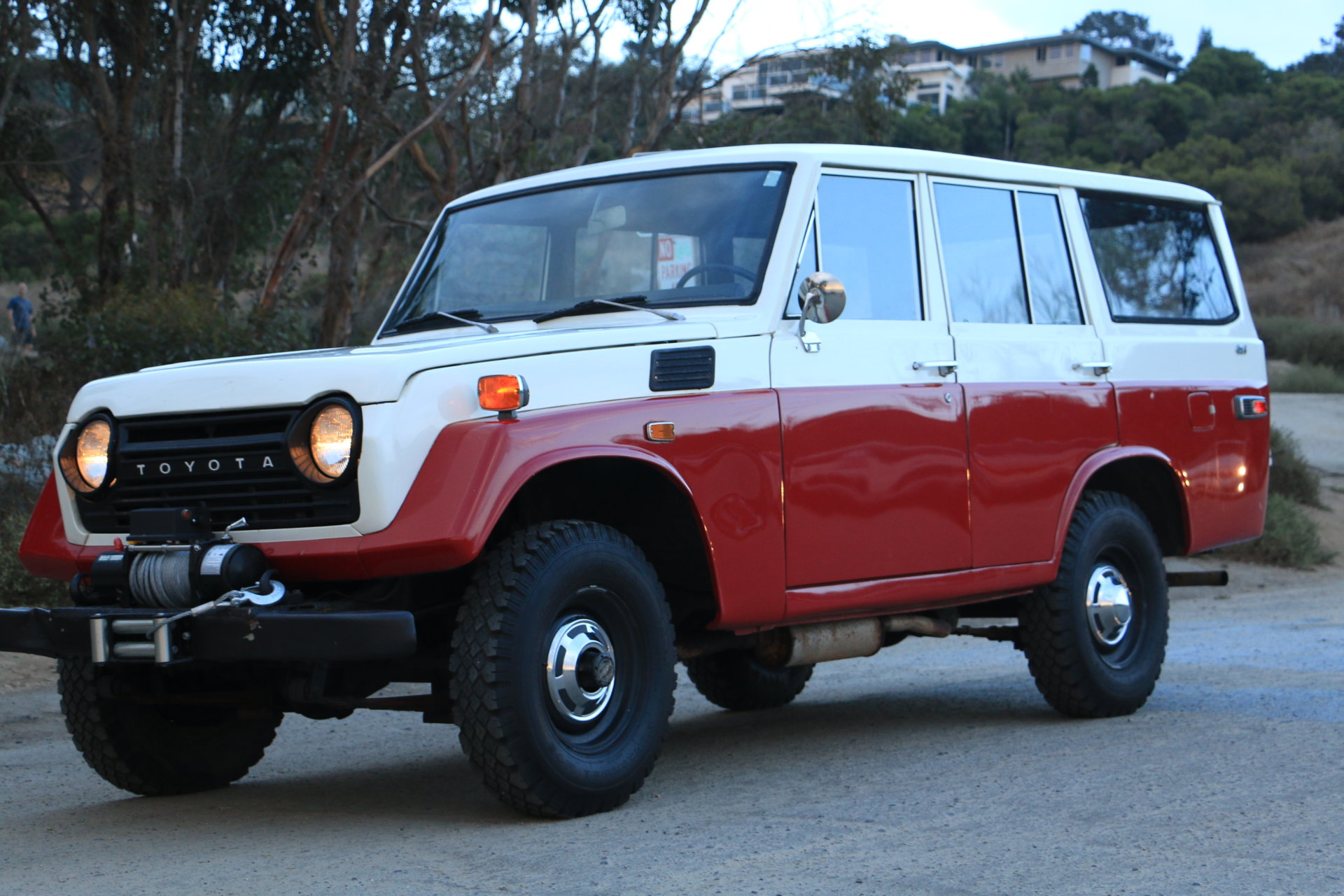 For Sale 1973 Fj55 Land Cruiser Ih8mud Forum Toyota Interior Trade Img 5220