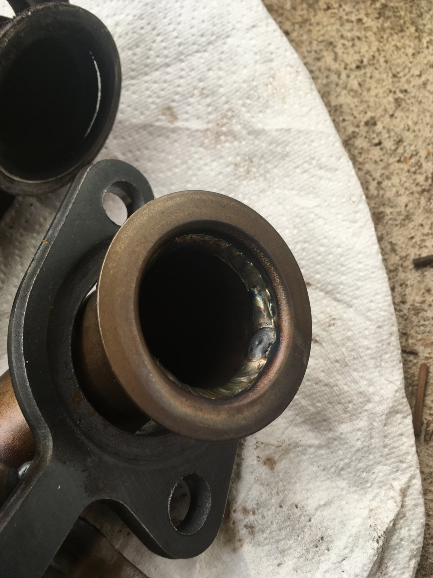 Exhaust manifold replacement, drivers side | IH8MUD Forum