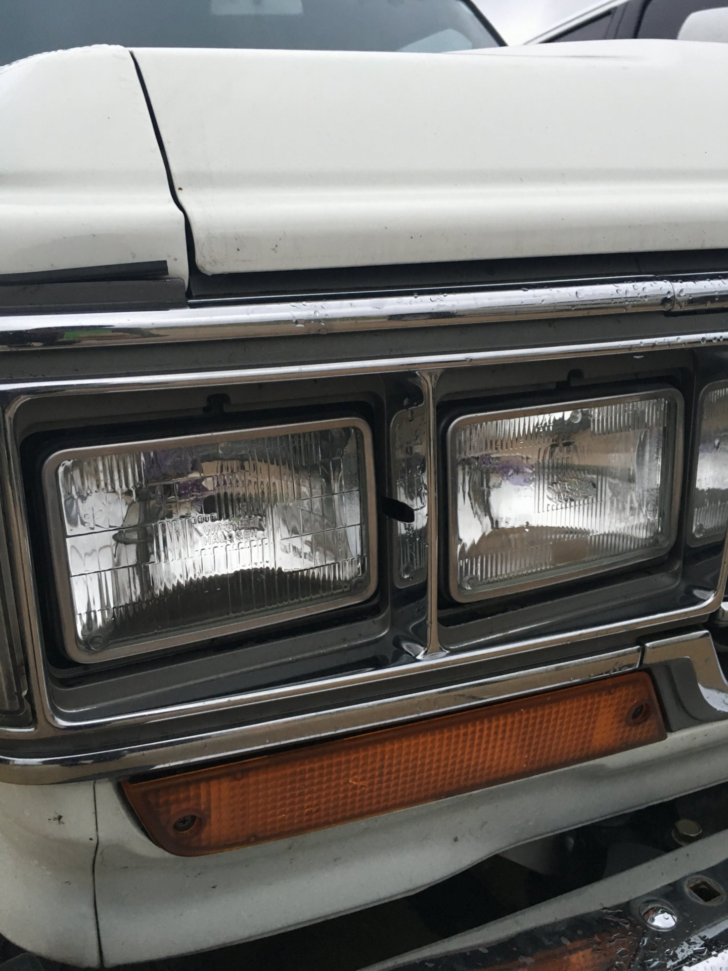 FJ62 Headlight Upgrade Options | IH8MUD Forum