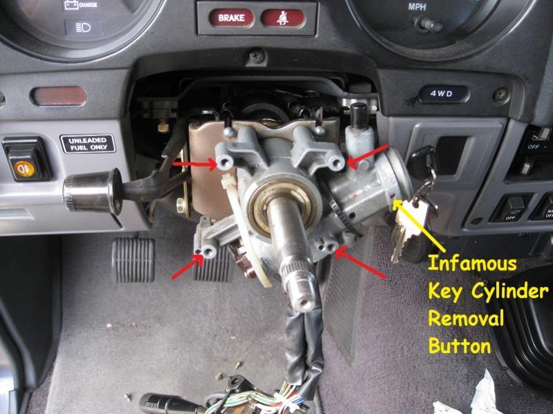 Steering Wheel Lock Removal Ih8mud Forum