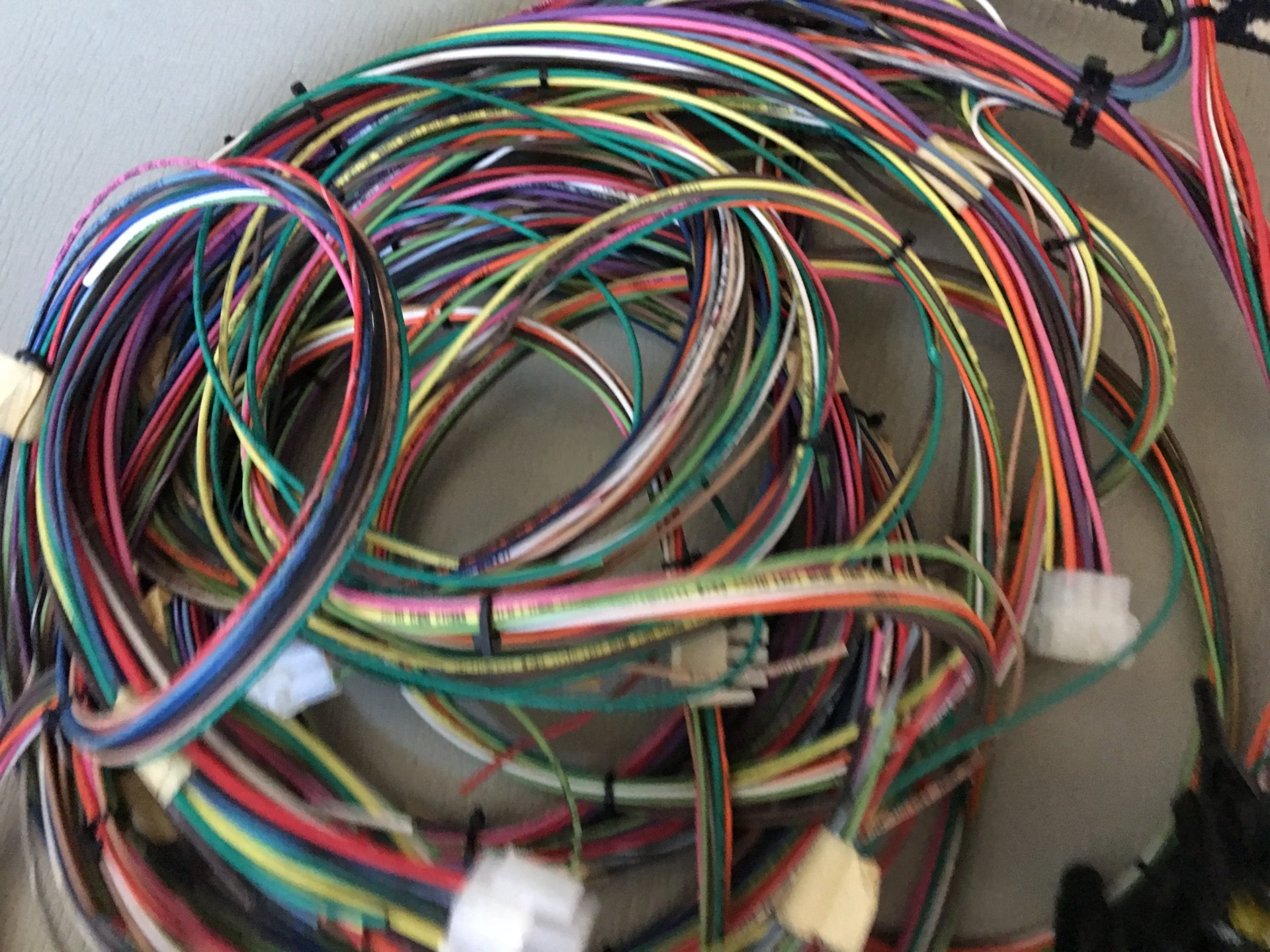 Wiring Harness For Sale : For sale painless wiring harness p n fj ih mud