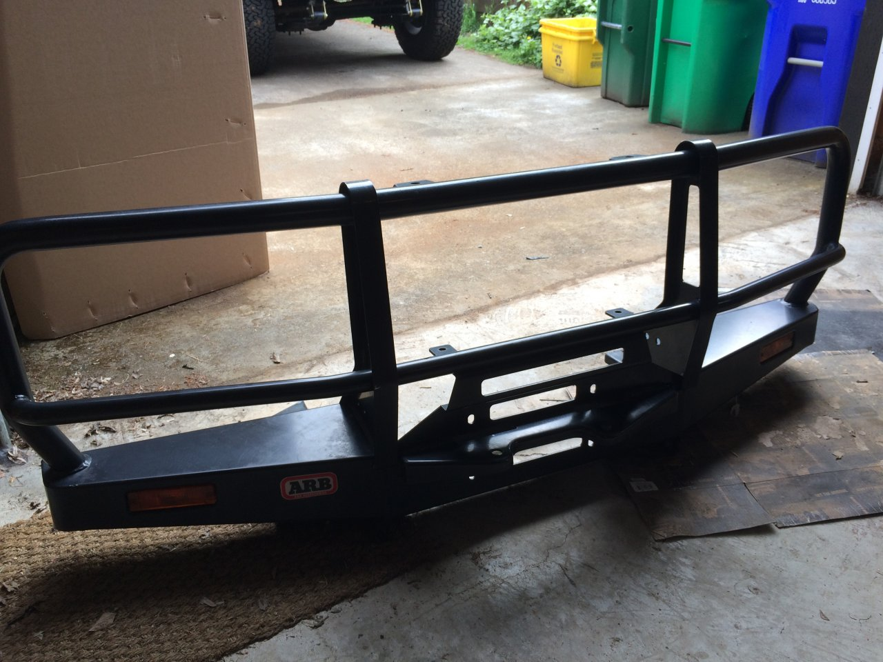 For Sale - Rare 60 series ARB Bullbar Front Bumper | IH8MUD