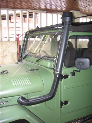 Toyota Of The Desert >> Is there an OEM Snorkel for the FJ40? | IH8MUD Forum