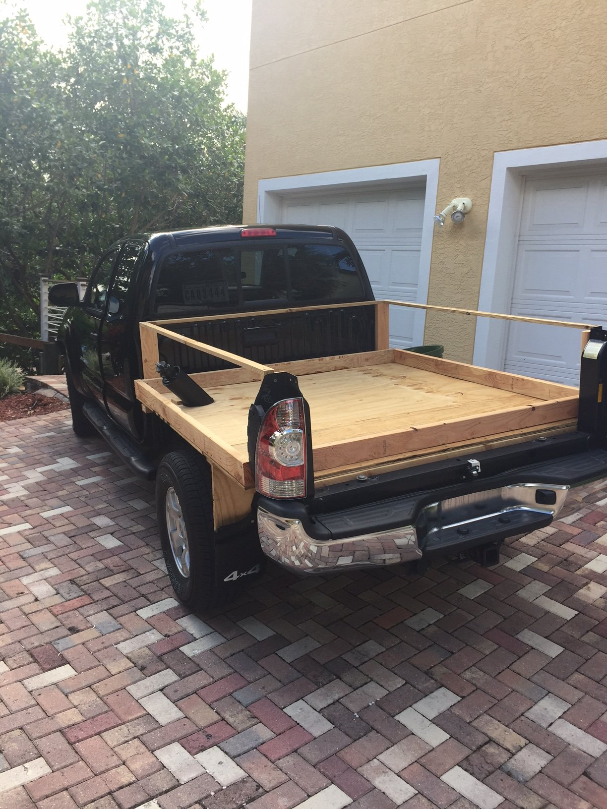 2013 Toyota Tacoma Access Cab Chinook build | IH8MUD Forum