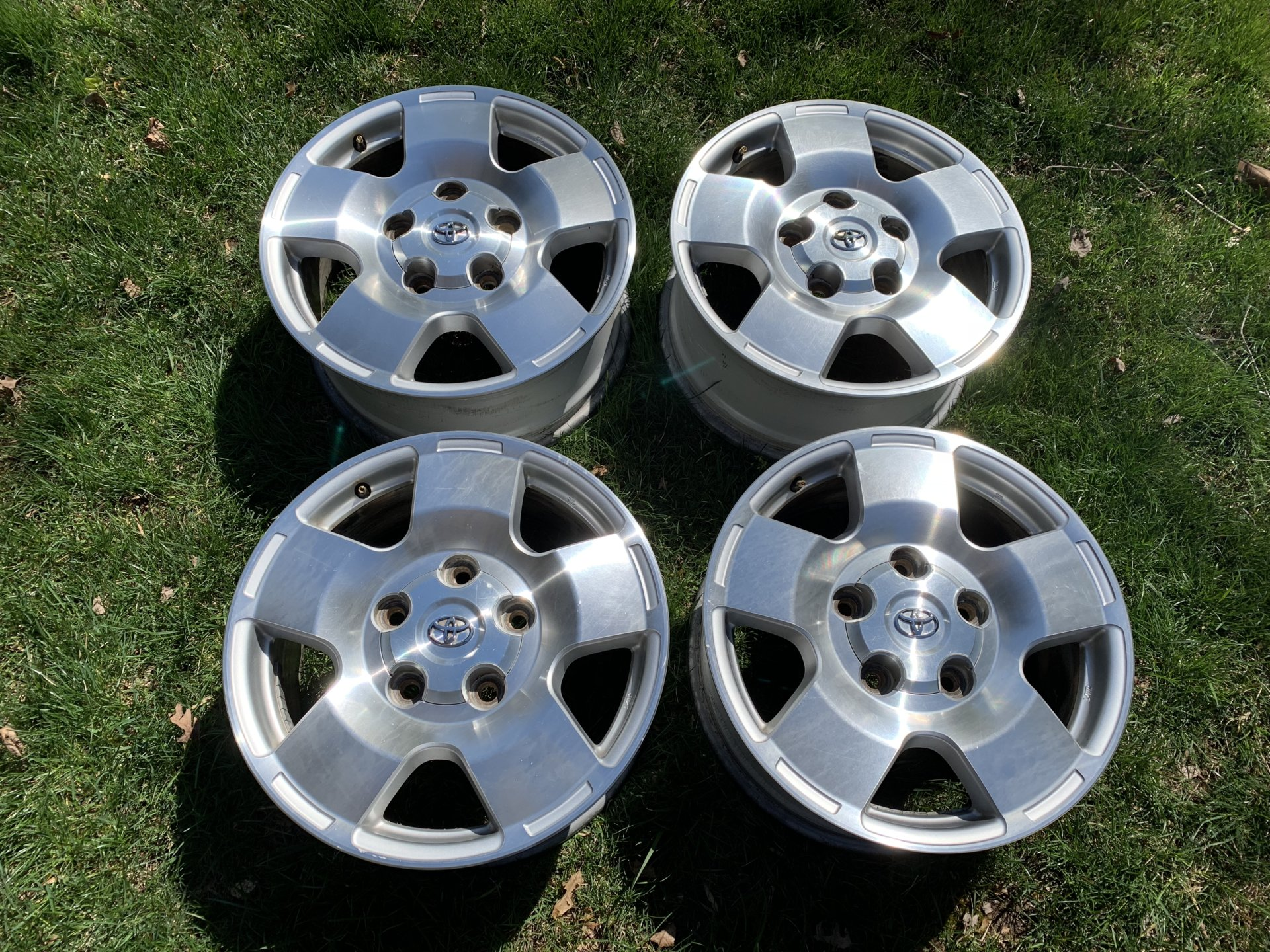"""2016 Lexus Lx 570 For Sale >> For Sale - Maryland: SET OF 4 OEM 18"""" 5x150 Alloy Tundra Wheels (Fits 07+ Tundra, 1998-2007/2008 ..."""