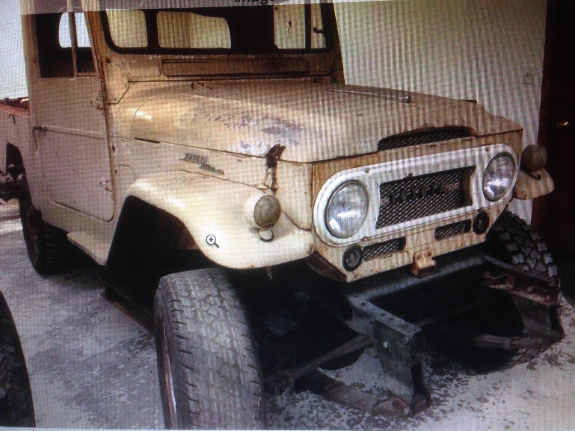 For Sale - 1963 FJ45 SWB | IH8MUD Forum