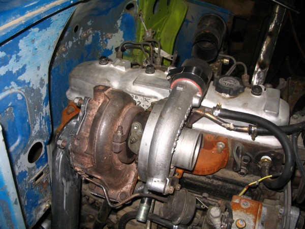 CT26 Turbo oil connection | IH8MUD Forum