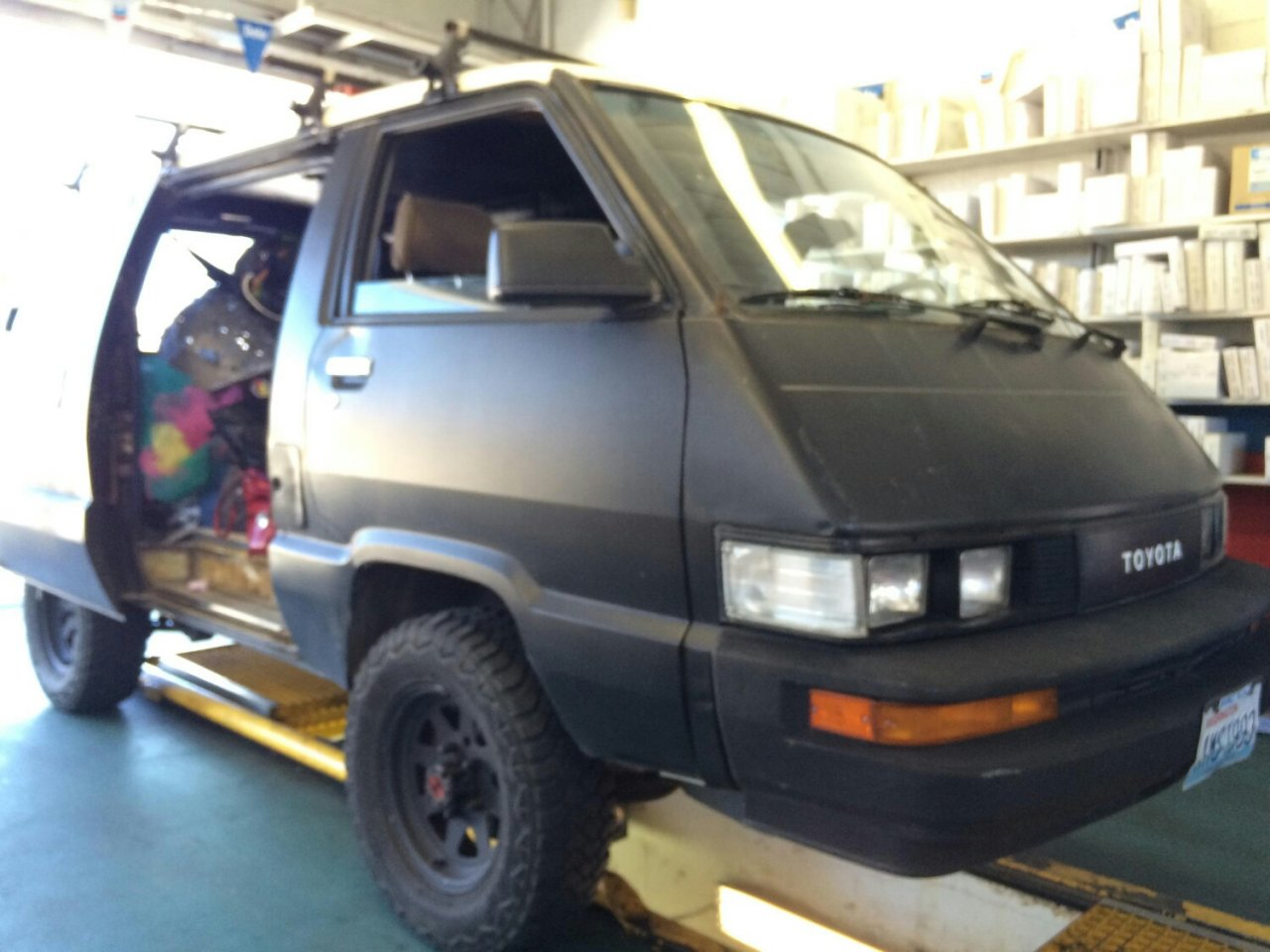 For Sale 1989 Toyota 4x4 VAN NEED SOLD NOW IN OREGON