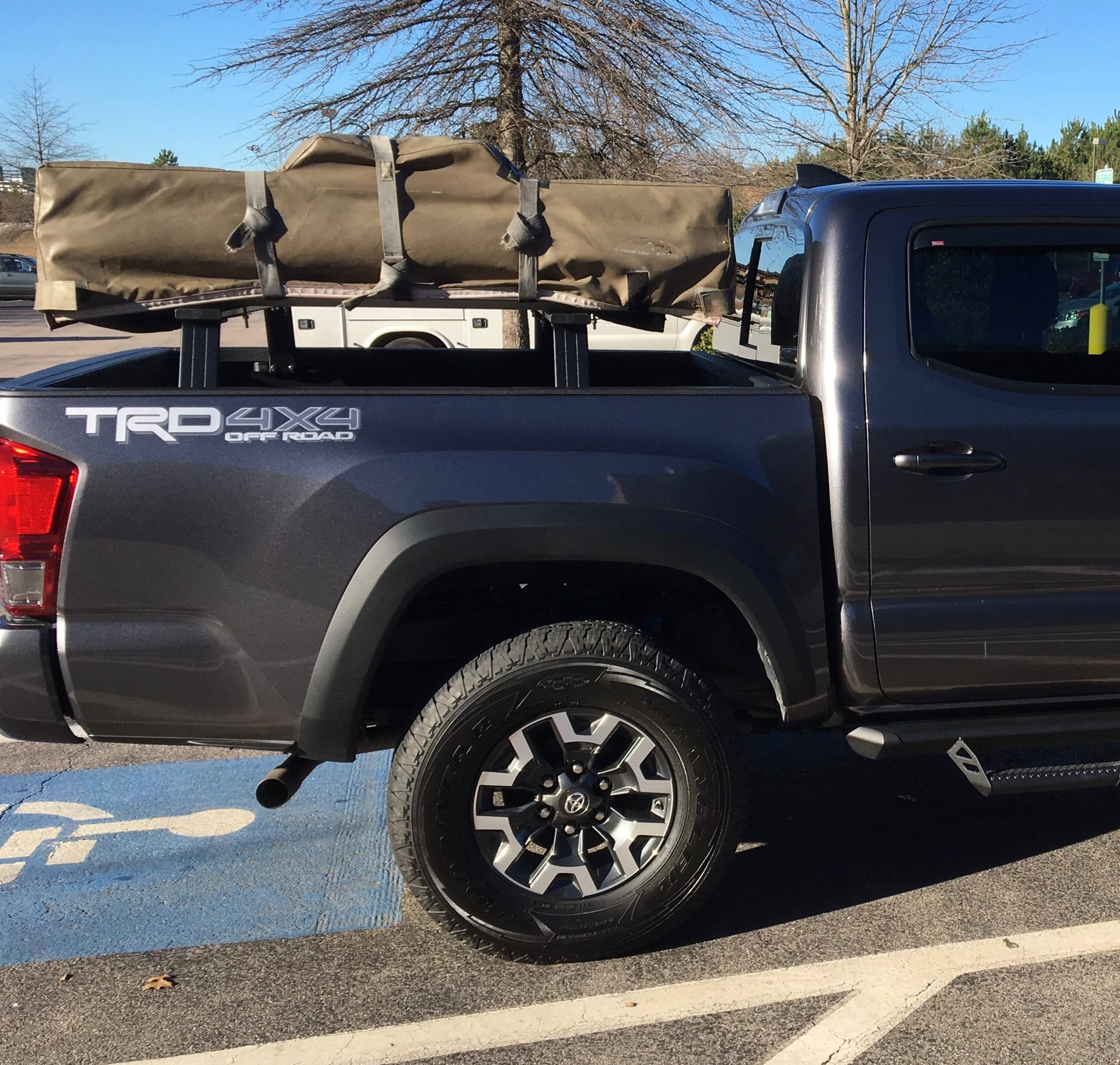 Bars In Tacoma >> For Sale Tacoma 05 Current Year Bed Load Bars Ih8mud Forum