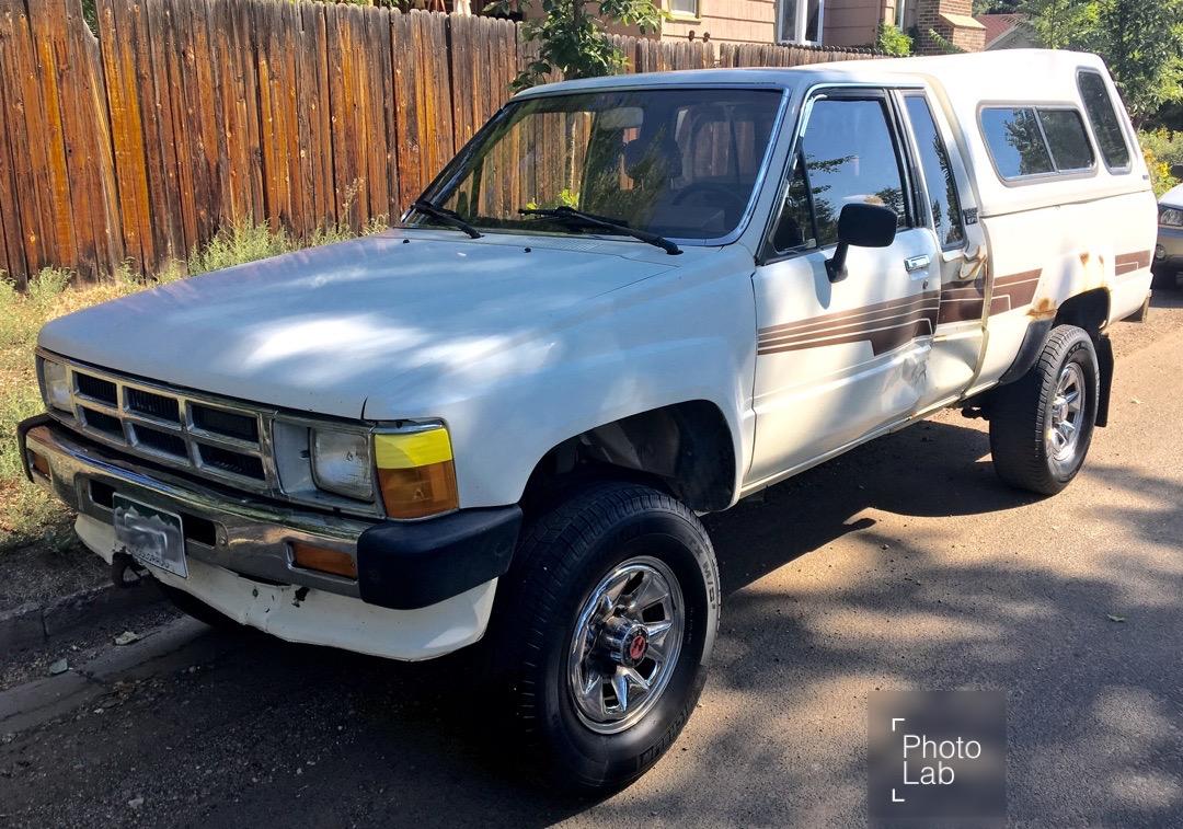 Toyota Tacoma Topper >> For Sale - 1986 Toyota Pickup SR5 22RE EFI 4x4 | IH8MUD Forum